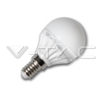 LED Bulb - LED Bulb - 4W E14 P45 Warm White